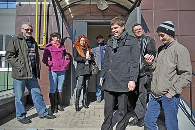 На улице Каштановаой