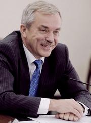 Губернатор Белгородской области Евгений САВЧЕНКО: Россия стала свободной, независимой, крепкой