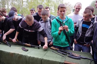Готовы служить России