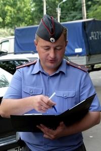 Майор полиции Сергей Горожанкин: Я за свой участок отвечаю!