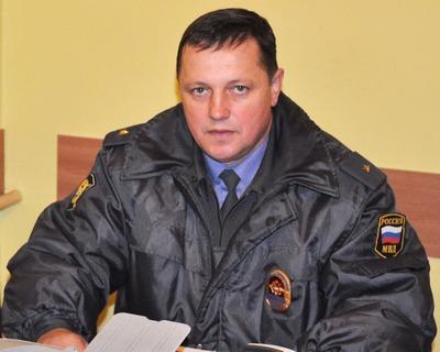 Майор полиции Сергей Заболоцких: Каждому даю  шанс исправиться