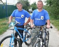 Из Ямала до Прохоровки - на велосипедах